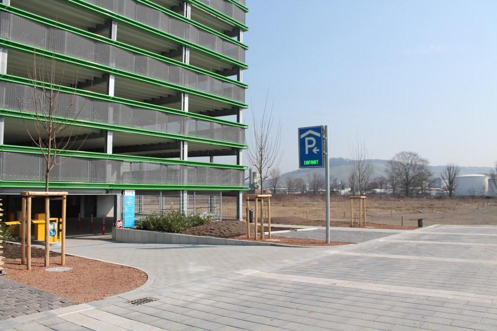 Parken In Zukunftspark Wohlgelegen Apcoa Parking