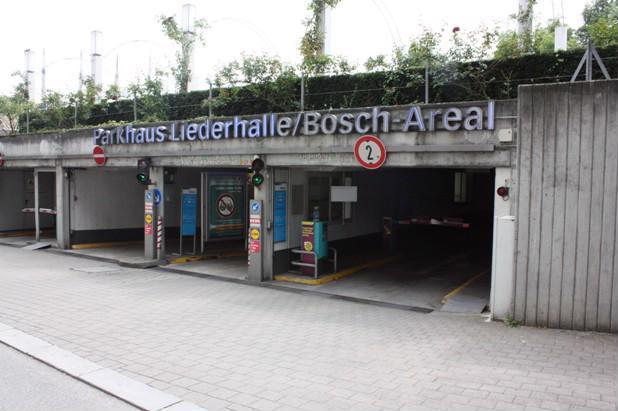 Parken In Liederhalle Bosch Areal Apcoa Parking