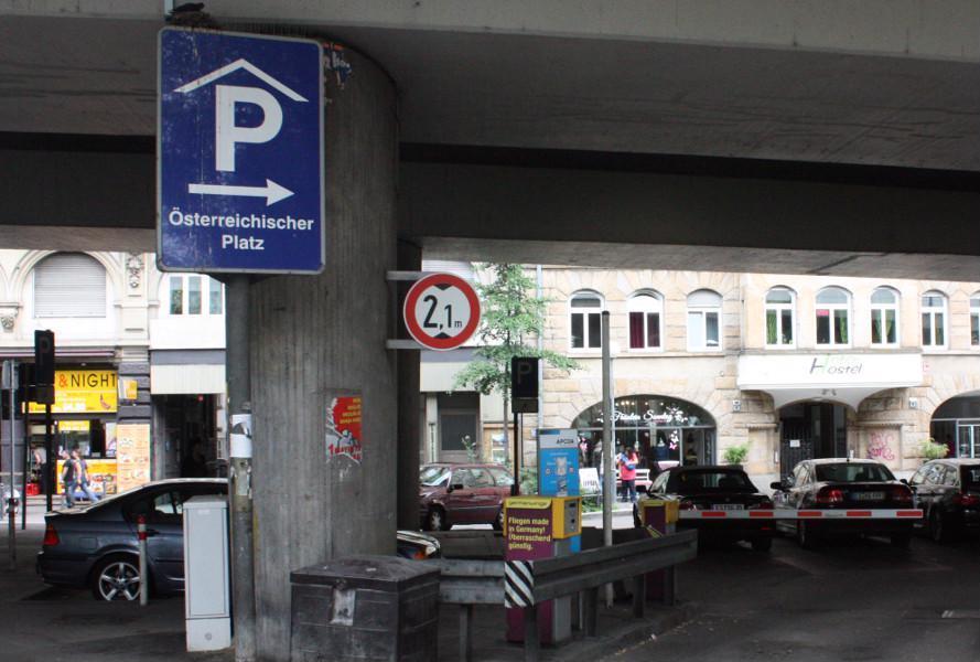 Parken In Osterreichischer Platz Apcoa Parking