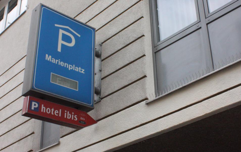 Parken In Am Marienplatz Apcoa Parking