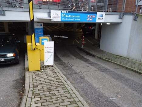 Stadtzentrum Schenefeld Tiefgarage-1
