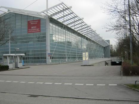 Tiefgarage MOC Veranstaltungscenter München-1