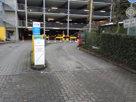 Stadtzentrum Schenefeld Tiefgarage-2