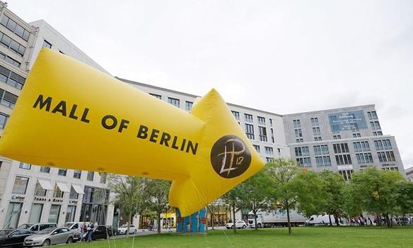 Mall of Berlin Ebene B-2
