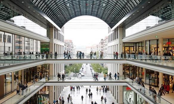 Mall of Berlin Ebene B-4