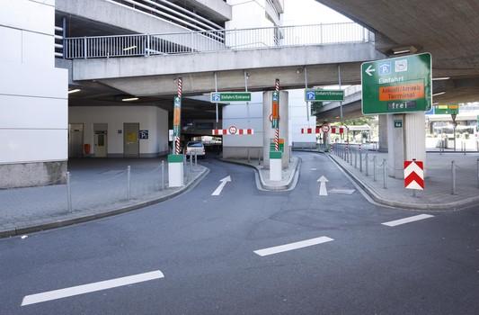 Düsseldorf Flughafen P3-1