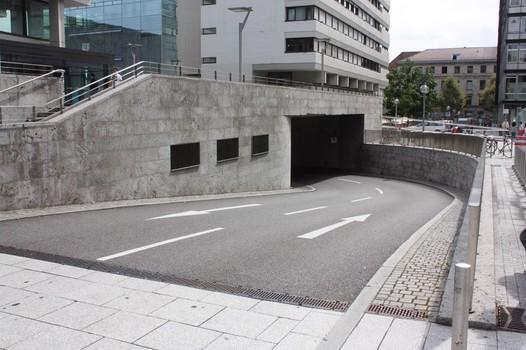 Parken In BW-Bank