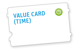 Value Card Time