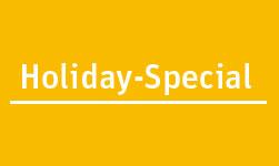 Bild Holiday-special am STR